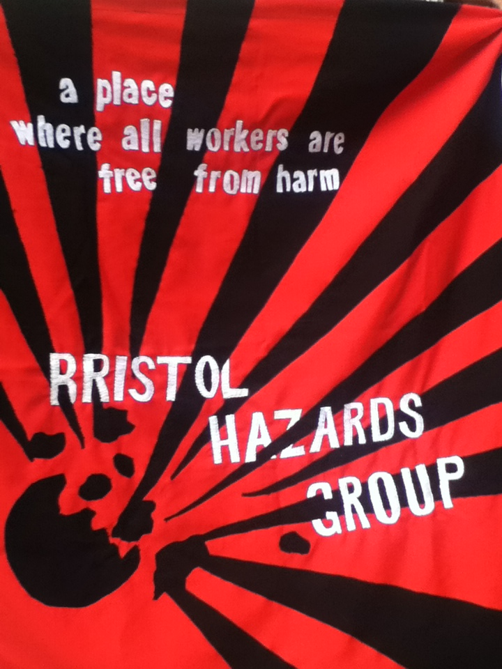 Bristol Hazards Group - fighting the blacklisting bastards