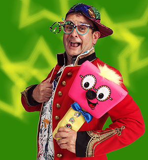Timmy Mallett - the intellectual power behind George Ferguson's mayoral throne?