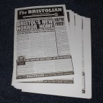The BRISTOLIAN #4.9 - hitting the streets NOW!
