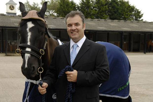 HorseWorld boss Mark Owen: full of pony