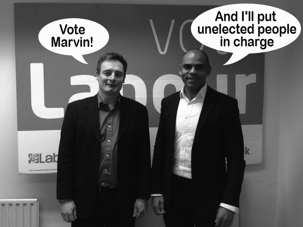 DON'T BOTHER VOTING SAYS MARV! web