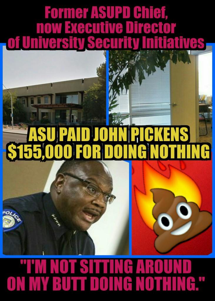 Arizona State University Director of University Security Initiatives;