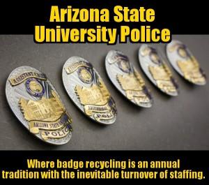 Arizona State University Police