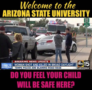 Arizona State University Police Department management 0000