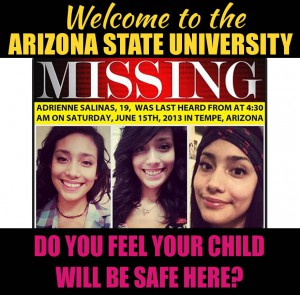 Arizona State University Police Department management 0000000