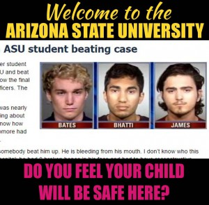 Arizona State University Police Department management 00000000