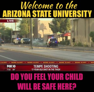 Arizona State University Police Department management 0000000000