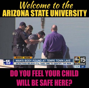 Arizona State University Police Department management 0000000000000