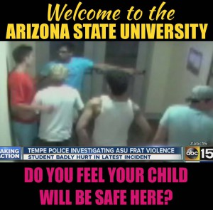 Arizona State University Police Department management 000000000000000