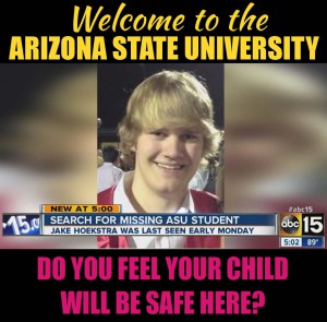 Arizona State University Police Department management 0000000000000000