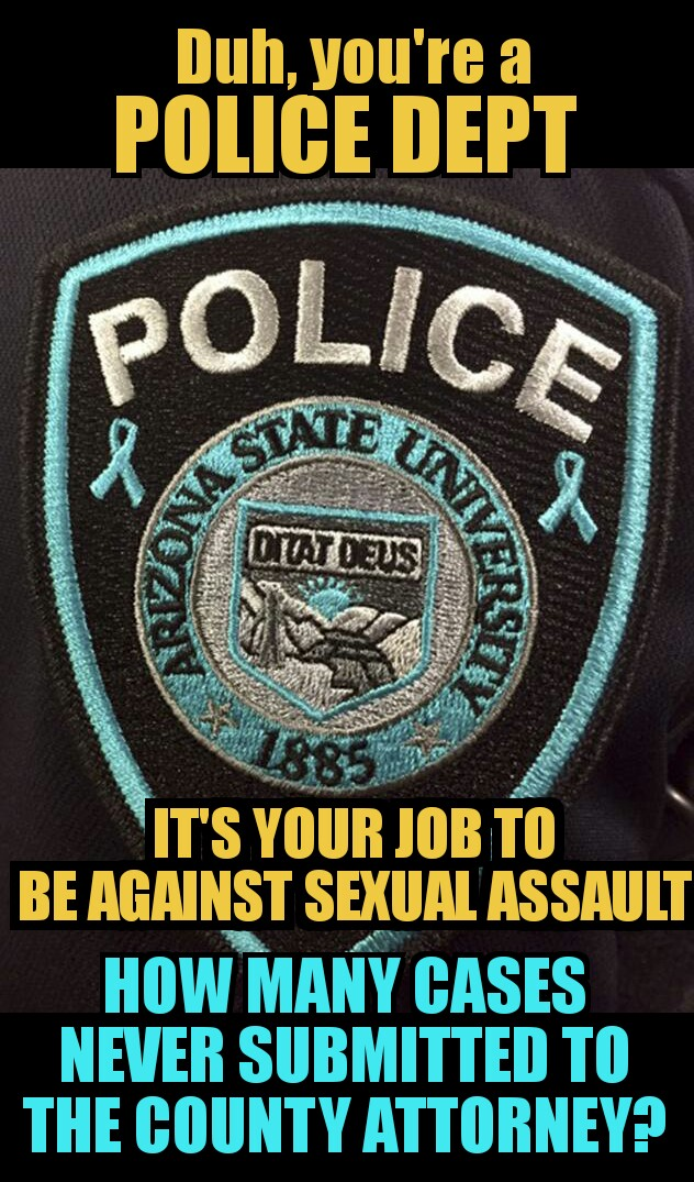 police sexual assault forms