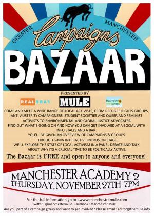 new bazaar poster