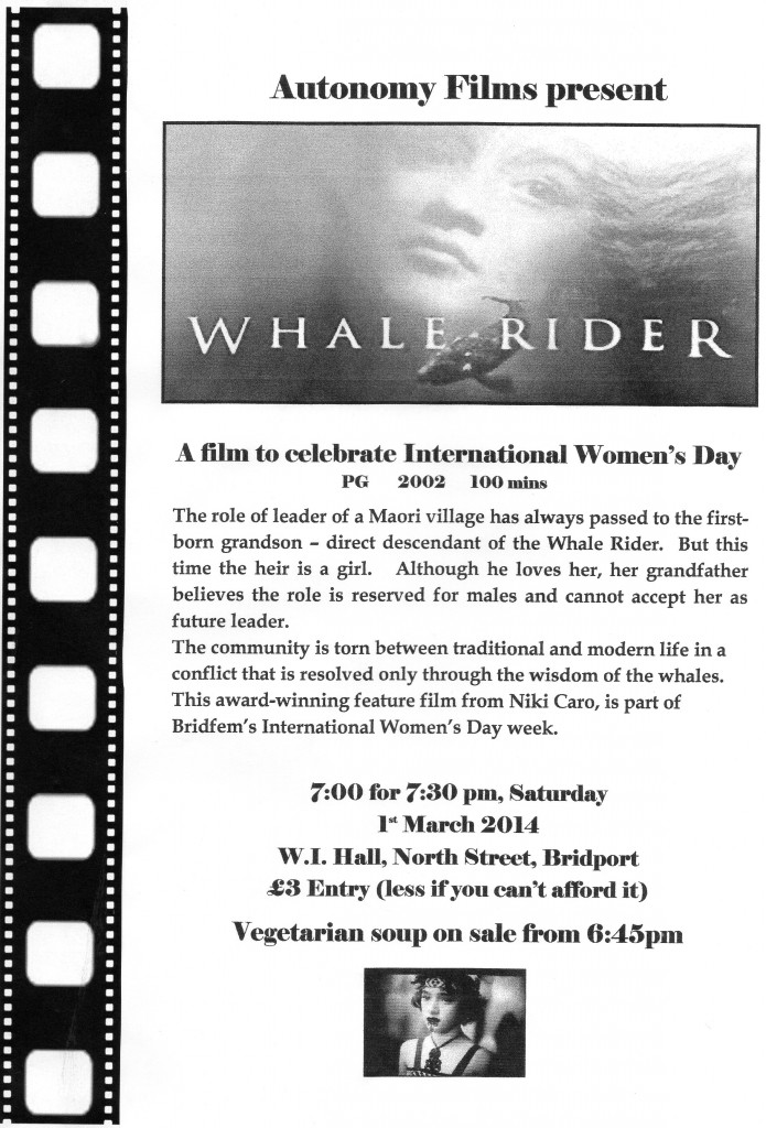 whale rider culture essay Of those films that contain both a message and a heart few can compare to whale rider whale rider: an affirmation of tribal culture now threatens.