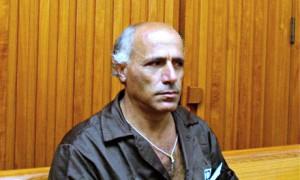 Mordechai Vanunu. Photograph:AP