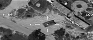 Still image taken from an RAF Tornado GR4. Source:UK Ministry of Defence